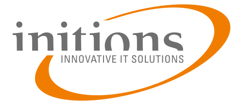 Logo initions - innovative IT solutions AG