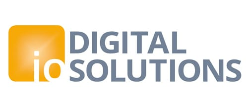 Logo io-Digital Solutions GmbH