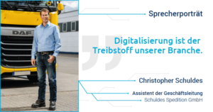 "Virtuelle Podiumsdiskussion ""Was hindert Transportunternehmen an der digitalen Transformation?"" 3"